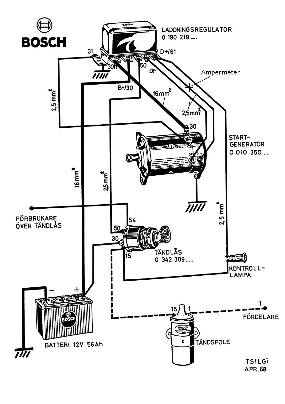 YaBB on Volvo Ignition Switch Wiring Diagram